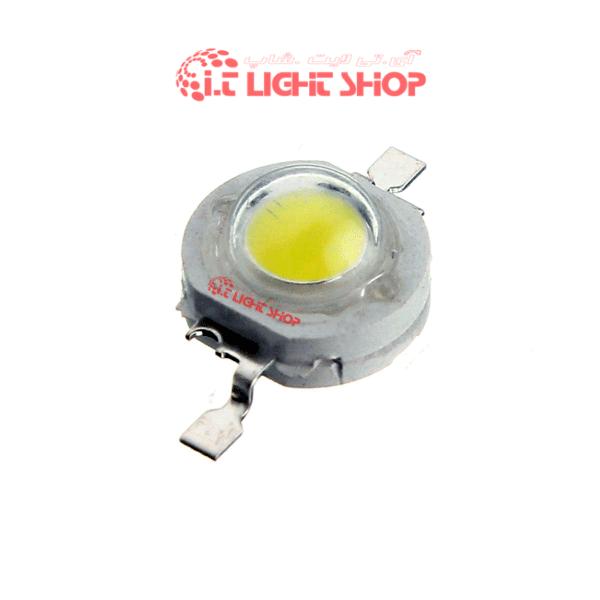 پاور 1W 30mm PW LED