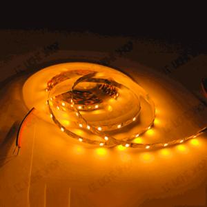 LED نواری 12ولت IP20 2835 زرد (slight(60LED