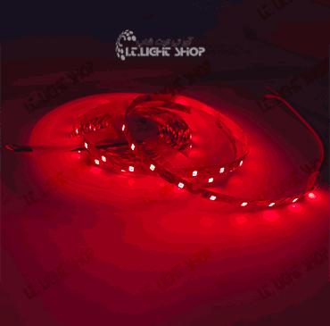 LED نواری 12ولت IP20 2835 قرمز (slight(60LED