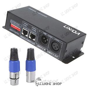 DMX-4-8A-512-DECODER
