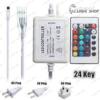 کنترلر آر جی بی 110 تا 220 ولت 25 کلید