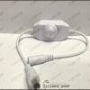 دیمر 8آمپر تک رنگ ولوم دار با کابل دی سی سفید