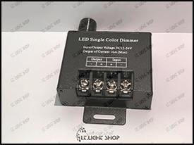 دیمر 30 آمپر بدون کنترل بدنه فلزی RF
