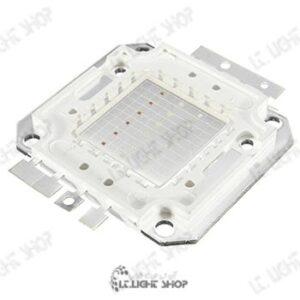 پلور ال ای دی 100 وات آر جی بی 300x300 - پاور LED هفتاد وات 33 میلیمتر RGB