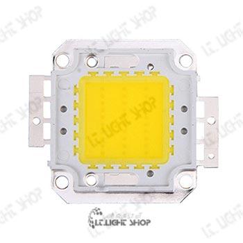 پلور ال ای دی 100 وات آفتابی 1 - پاور LED صد وات 45میلیمتر آفتابی(3200-3000 کلوین)