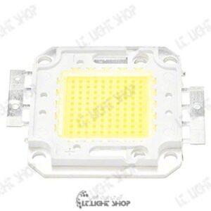 پلور ال ای دی 100 وات سفید معمولی 1 300x300 - پاور LED صد وات 45میلیمتر سفید معمولی(6500-6000 کلوین)