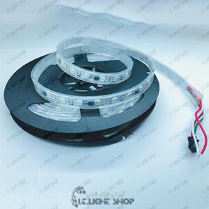 LED نواری 12 ولت RGB I.C تراکم30 IP66