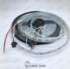 LED نواری 12 ولت RGB I.C تراکم60 IP66
