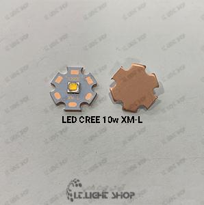 LED CREE آفتابی(3000کلوین) 10 وات