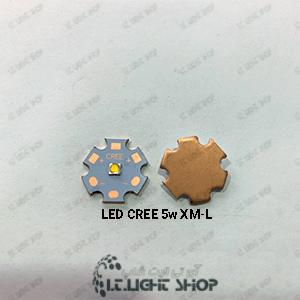 LED CREE آفتابی(3000کلوین) 5 وات