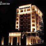تجهیزات نورپردازی ساختمان