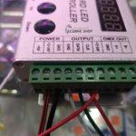 ورودی خروجی کنترلر اس دی خور 30 5 98 150x150 - آموزش کنترلر RGB اس دی خور رادیویی